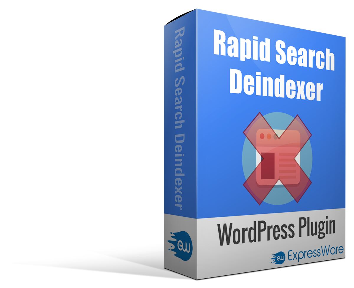Rapid Search Deindexer