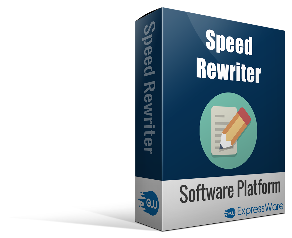 Speed Rewriter