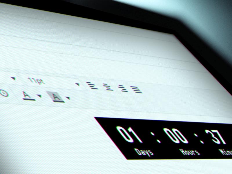 autoresponder countdown timer